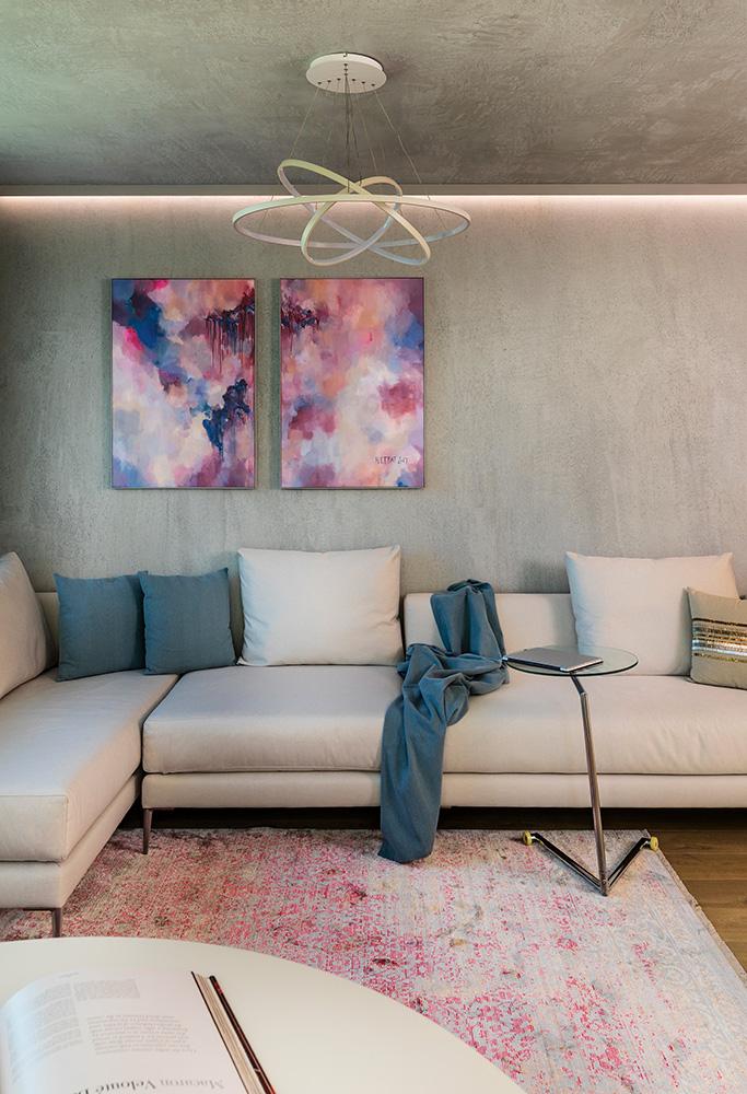 Cozi Interior Design Livingroom