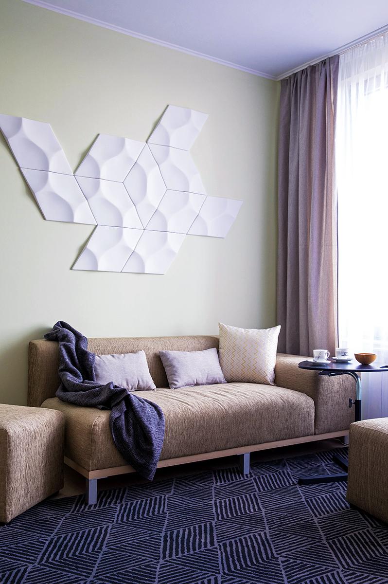 идеи за хол, пано на диван, мебели за хол