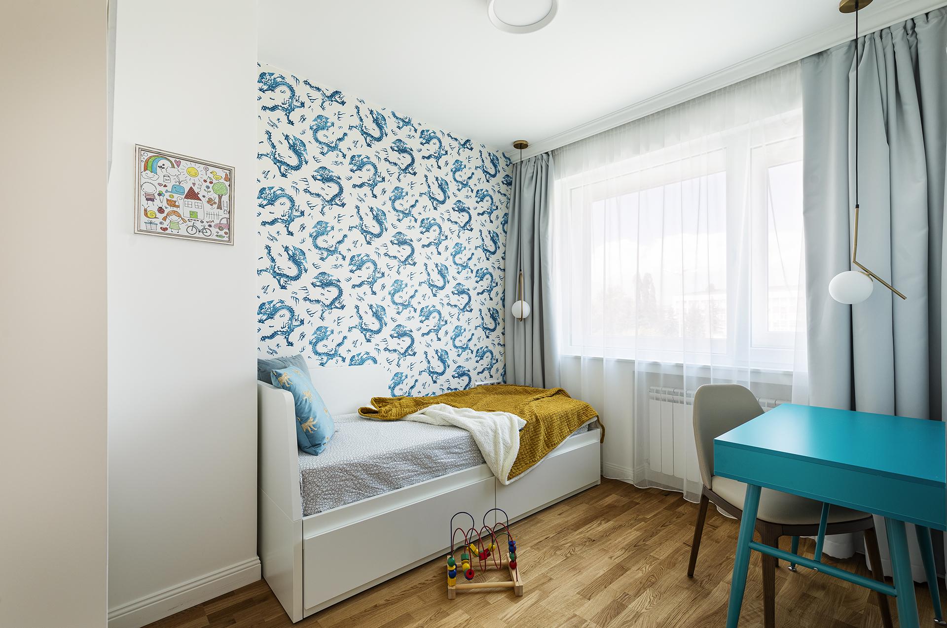 обзавеждане и мебели в детска стая