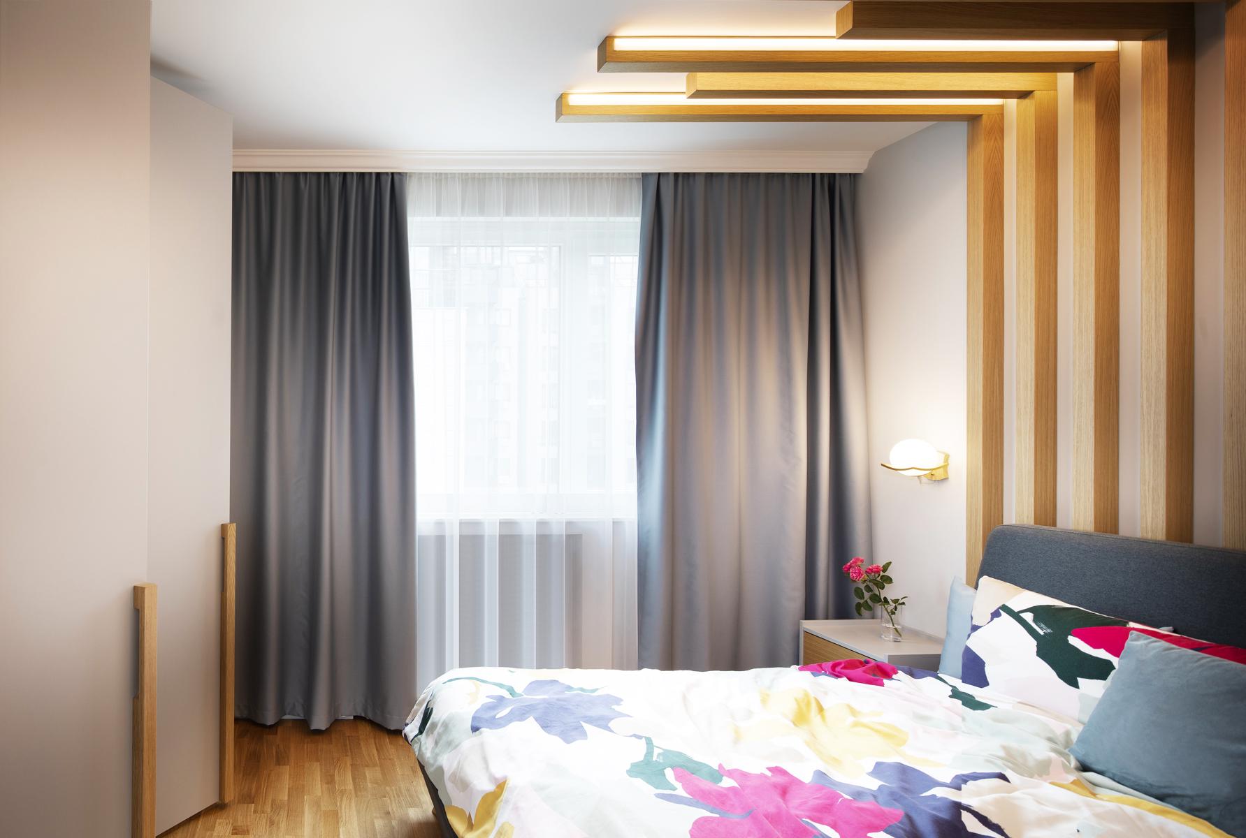 мебели за спалня, легло и дрепник в спалня